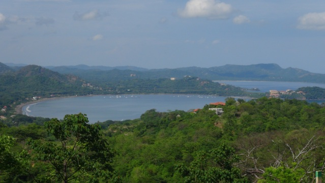 Guanacaste landscape near Playa Potrero