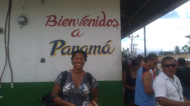 Abriendo Mentes volunteer in Panama