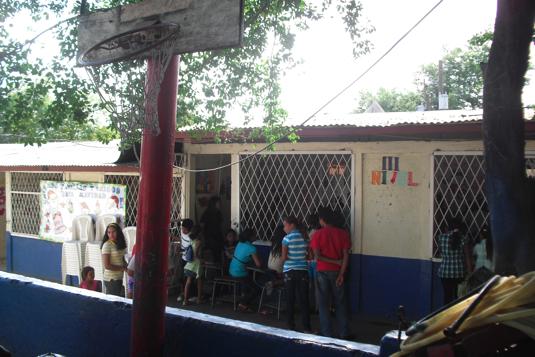 The School of Hope in La Chureca