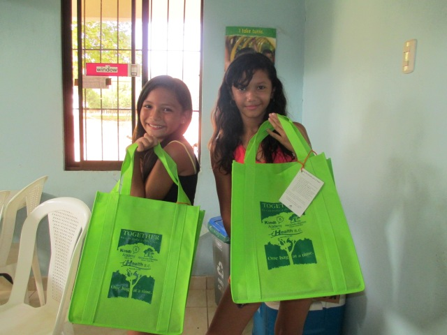 Kindi Academy bags