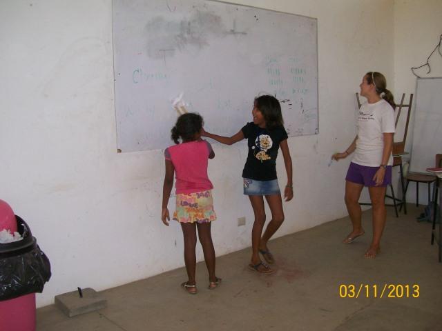 Kids classes in Brasilito